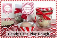 Candy Cane Play Doug