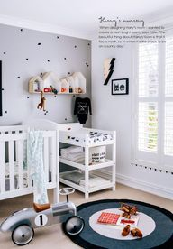 Perfect nursery via