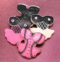 Corset cookies for t