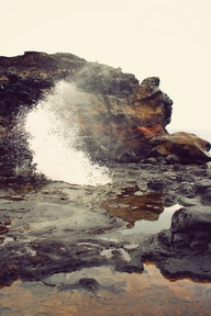 Nakahele Blow Hole o