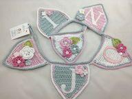 handmade crochet bun