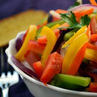 Rainbow Salad - Gorg