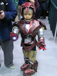 Junior Iron Man