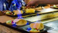 Teppanyaki pancake d
