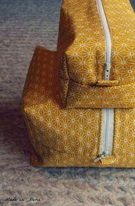 Boxy pouches for fut