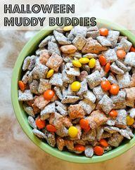 Halloween Muddy Budd