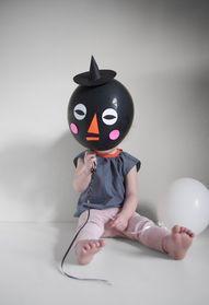 Silly Halloween ball