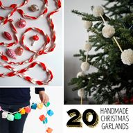 20 handmade holiday
