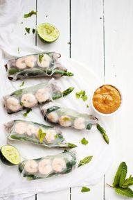 Asparagus Summer Rol