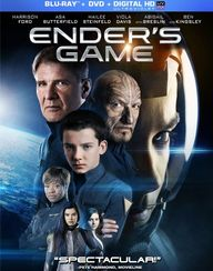 Enders Game on Blu-
