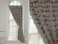 curtains curtains :)
