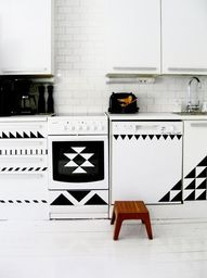 Kitchen patterns