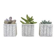 Mini Square Planter