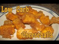 Low Carb Fried Chees