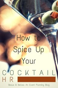 How to Spice Up Your