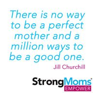Take the StrongMoms