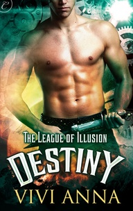 #CoverReveal Destiny