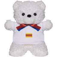 Even Teddy Bear is p