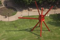 Mark di Suvero, Cloc