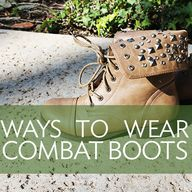 Ways To Wear Combat