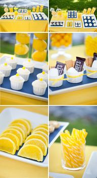 Wedding Ideas Yellow