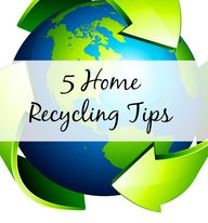 5 Home Recycling Tip