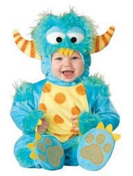 Infant Monster Costu