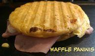 My Waffle Paninis Ma