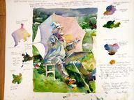 John Sargent paintin