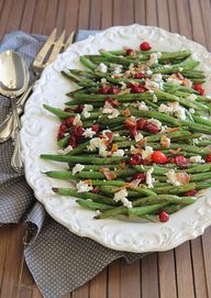 Green Beans with Cra