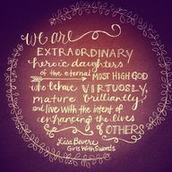 You are #extraordina
