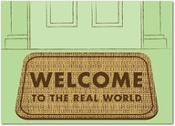 Welcome to the real