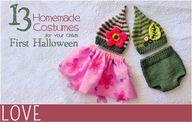 13 Handmade Costumes