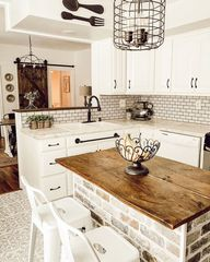 Rustic Kitchen Islands You'll Want to Try