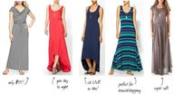 5 Great Maxi Dresses