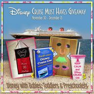 Disney Cruise Must H