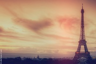Eiffel Tower by Litt