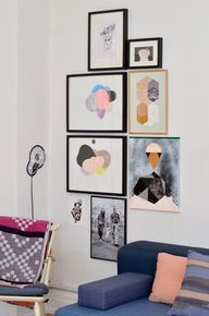 gallery wall | art c
