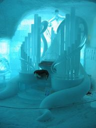 Ice organ inside Juk