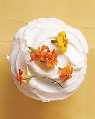 Edible-Flowers Cupca