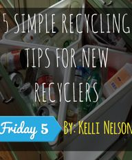 5 Simple Recycling T