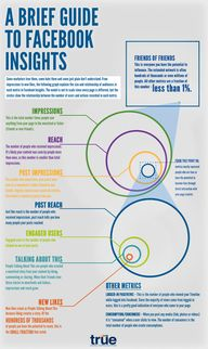 Pequeña guía sobre FaceBook Insights #infografia #infographic #socialmedia