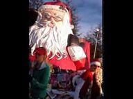 Just ran the Santa t