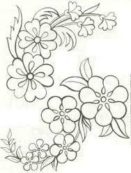 Plantillas Dibujos Infantiles Para Bordar Imagui