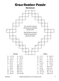math worksheet : decimal crossword puzzles  rounding adding and subtracting : Decimal Puzzle Worksheets