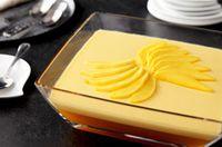 Postre cremoso de mango Receta - Comida Kraft
