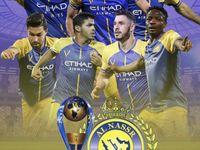 النصر Fictional Characters Football Poster