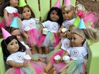 My Doll's Doll Party