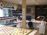 Quilt studio ideas