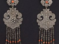 Ethnic and Contemporary Earrings of exceptional beauty